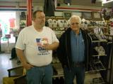 Jim Balmer and Dave Bolton