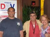 Tony and Martha with National Legislative Director
