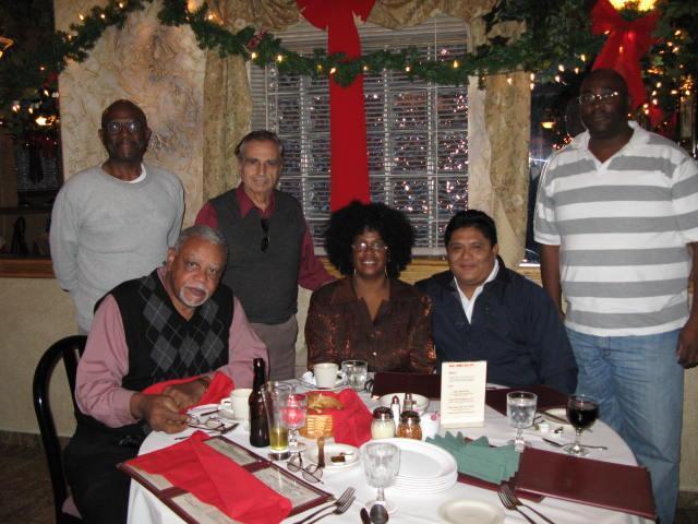 Dock, Tony, Shirley, Amado, Archie, Clarence