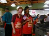 """Golden Corral, """"Military Servicemembers Recognition Day"""", Monroeville, Pennsylvania.  Golden Corral served free meals to all Active Military and Veterans who showed proper indentification of service to our nation."""