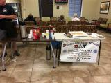 Chapter 24 has coffee and snacks from 8 to 10 am every other Wednesday  Volunteers needed all help appreciated, contact Adjutant Diana Houston 865-689-7789
