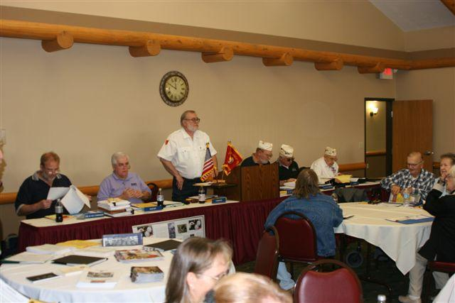 Joint meeting of the DAV and DAVA of the South Dakota Fall Conferance 2010